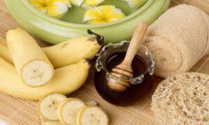 Honey-and-banana