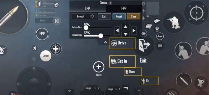 Levinho PUBG Controls